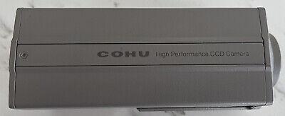 Cohu High Performance Ccd Camera 4912-20100000