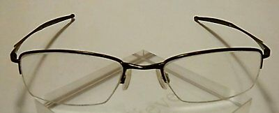 Oakley Jackknife 4.0 Polished Black 51-19 138 Eyeglass/Sunglass Frames, $79.99