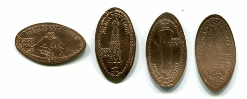 HAWAII ELONGATED CENTS: LIGHTHOUSES OF HAWAII, SERIES IV