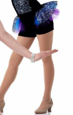 GROUP LOT OF 5 Shorts Only Contemporary Dance Costume 1 CL, 1 CXL, 1 AS, 2 AM - Costumes Group Of 4