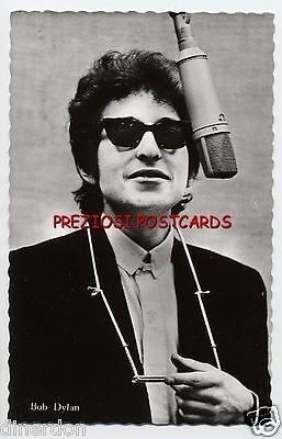 BOB DYLAN - Original Late 1960's REAL PHOTO POSTCARD RPPC