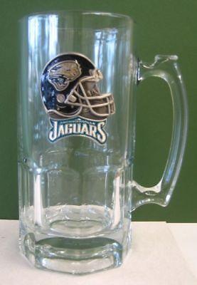 Personalized NFL Mug Officially Licensed JAGUARS Football Team/ Men Beer Glass