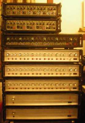 A selection of HH PA and Power Amps