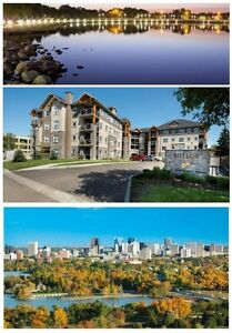 Wascana Park  Luxury 2 Bed Condo - Free Rent & 3 Mths reduced!