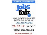 Reading Jobs Fair