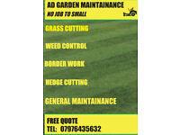 gardening maintainace handyman call 07976435632