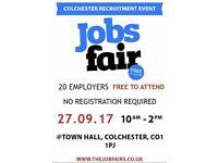 Colchester Jobs Fair