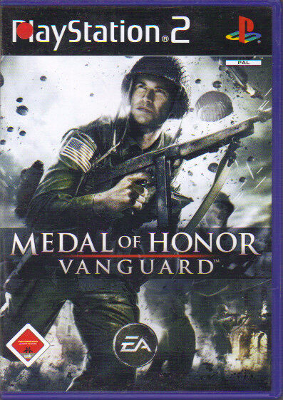 Medal of Honor - Vanguard ( PlayStation2 )