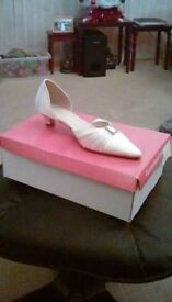 Wedding Shoes (size 5)