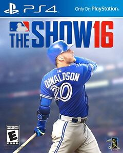 MLB the show 16/17
