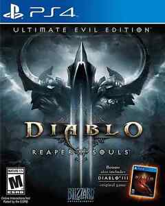 Trading PS4 Games: Diablo 3, Assassins Creed Syndicate, more