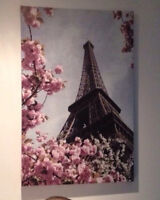 Toile canvas Tour Eiffel