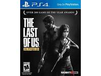 The last of us remastered ps4 pick up sheffield city centre, Devonshire green.