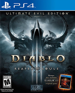 Looking for diablo 3 for ps4
