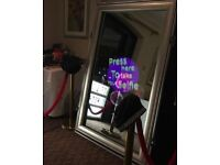 LUXURY MIRROR/ PHOTO BOOTH HIRE SPECIAL OFFER £150