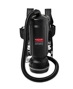 Vacuum - Backpack - Rubbermaid