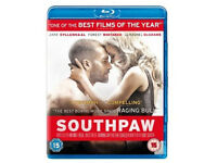 Southpaw BLU-RAY (new) Jake gyllenhaal