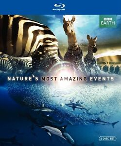 Nature's Most Amazing Events [Blu-ray, 2 Discs]
