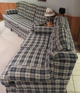 3 Seater Couch & Love Seat