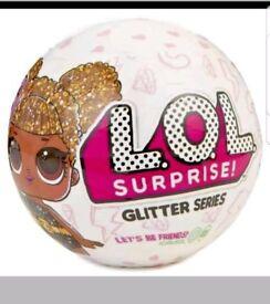 Lol doll glitter series UK stock