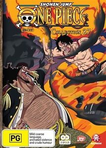One Piece (Uncut) Collection 27 (Eps 325-336) NEW R4 DVD