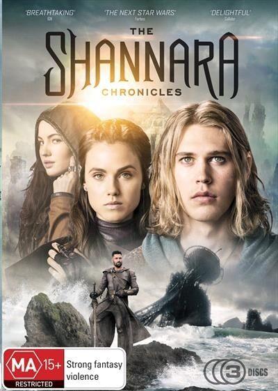 The SHANNARA Chronicles : Season 1 : NEW DVD