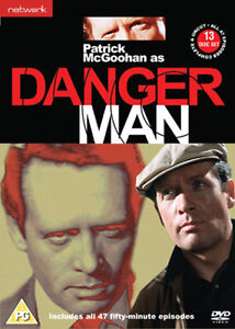 Danger Man: The Complete Series (Special Edition Box Set) [DVD]