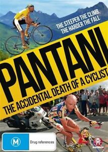 Pantani - The Accidental Death Of A Cyclist (DVD, 2014) BRAND NEW SEALED