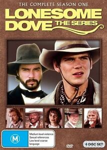 Lonesome Dove - The Series : Season 1 (DVD, 6-Disc Set) BRAND NEW SEALED