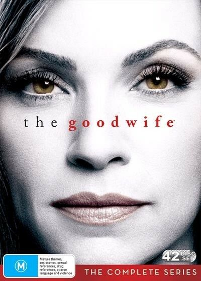 The GOOD WIFE : COMPLETE Season 1-7 : NEW DVD