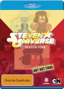 STEVEN UNIVERSE : SEASON 4 (Cartoon Network) -  Blu Ray -  Region B