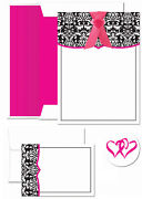 Wedding Invitation Kit 200