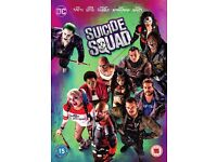 Suicide Squad DVD (Rating 15)