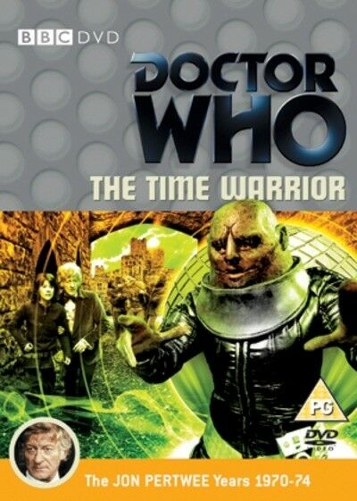 Doctor Who: The Time Warrior [Region 2] - DVD - New - Free Shipping.