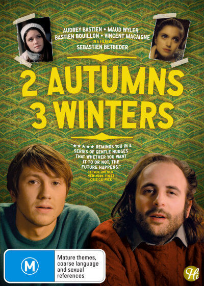 2 Autumns, 3 Winters * NEW DVD *