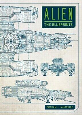 Alien : The Blueprints, Hardcover by Langridge, Graham, Bran