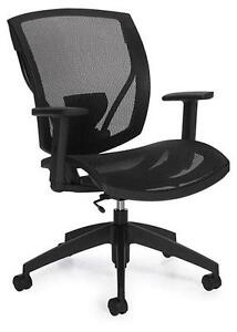 Ibex - Mesh Seat and Mesh Back Task Ergonomic chair