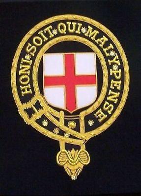 Custom Bespoke Medieval Knight Cape Mantle Royal Arms Shield Order Officer - Custom Medieval Shield
