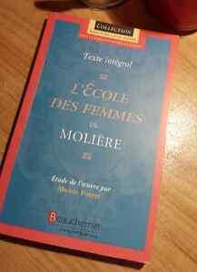 L'École de femmes de Molière
