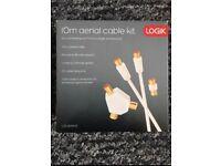 Logic 10m Ariel Extension Cable