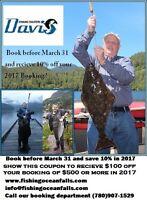 Davis Fishing Charters -Making your west coast dreams come true