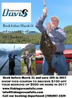 Davis Fishing Charters -Making your west coast dreams come true