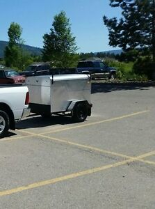 light weight utility trailer