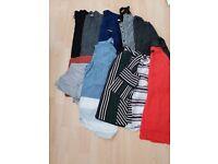 Ladies/Teenage Bundle mixed clothing size 6