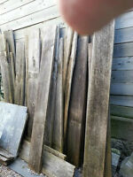 """FREE BOARD FENCING:60+ USED BOARDS 8"""" X 5' +"""