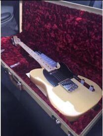 Fender American Vintage 52 Telecaster Reissue MN Butterscotch Blonde