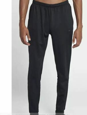 Nike Men's Dry Football Academy Pants Total Black 839363 016 Size XL