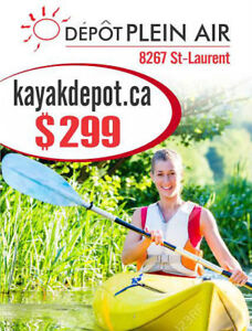 Kayaks,Canot,Stand up Paddle boards,Planche de surf a pagaie,sup