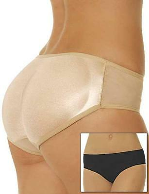 Padded Panties Booty Enhancer Thick Built In Pads Butt Booster S M L Xl 2Xl 7011