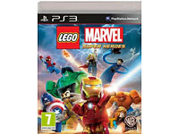 PS3 videogames LEGO & others (Marvel, Star wars etc)